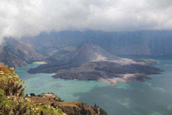 new volcano
